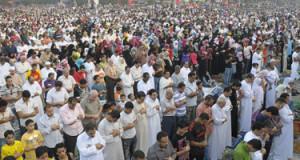ساحة لصلاة عيد الأضحى