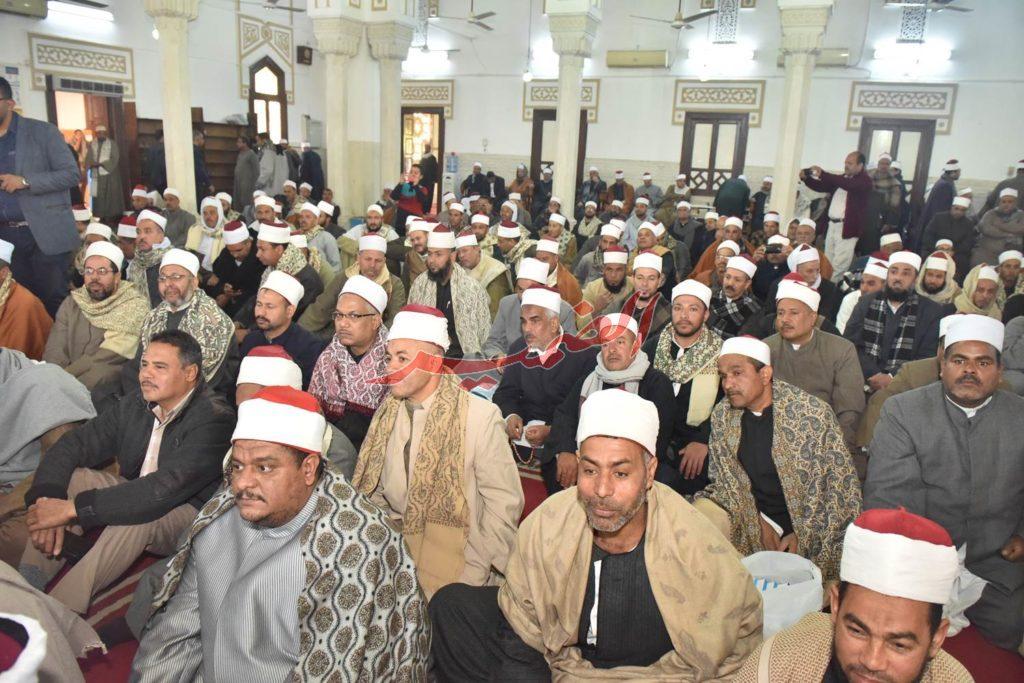 معرض كتاب اليوم الواحد بمسجد عمر مكرم ولقاء الأئمة وخطباء المساجد 10